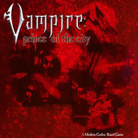 Vampire: Prince of the City ‐ First edition (2006)