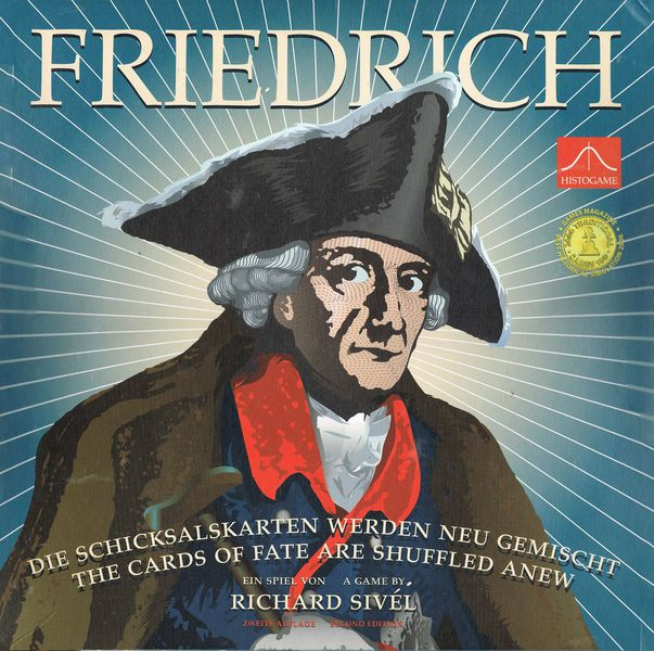Friedrich ‐ English/German second edition (2007)