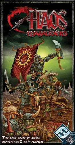 Chaos Marauders (second edition) (2009)