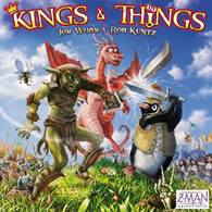 Kings & Things* ‐ Z-Man English second edition (2010)