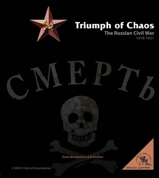 Triumph of Chaos ‐ First edition (2005)