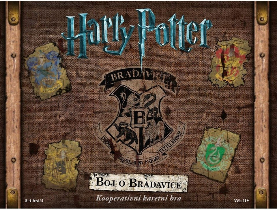 Harry Potter Boj o Bradavice