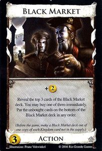 Dominion: Black Market