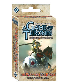 A Game of Thrones: The Card Game – The War of Five Kings (2008)