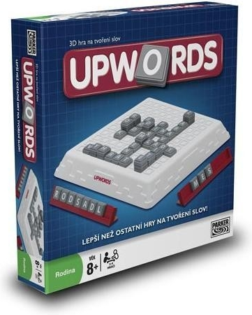 Hasbro Upwords