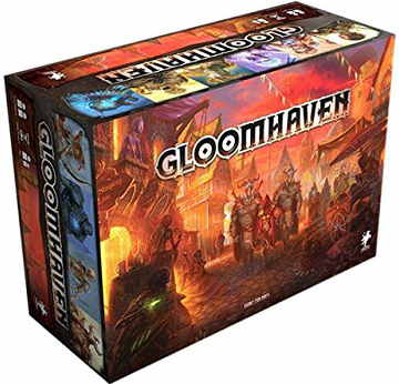 Gloomhaven 2nd edition EN !