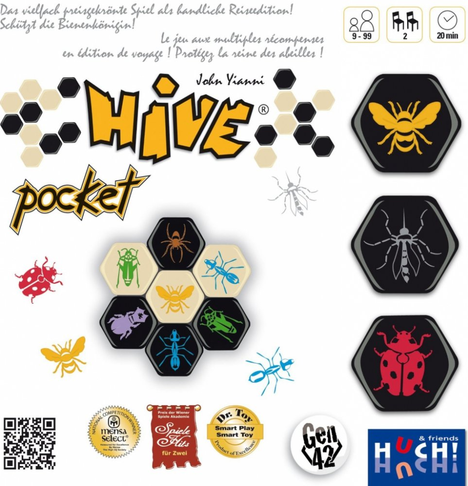 Huch & friends Hive: Pocket