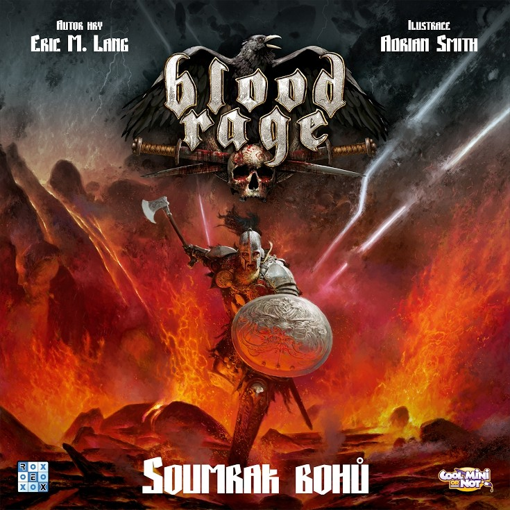Blood Rage: Soumrak bohů