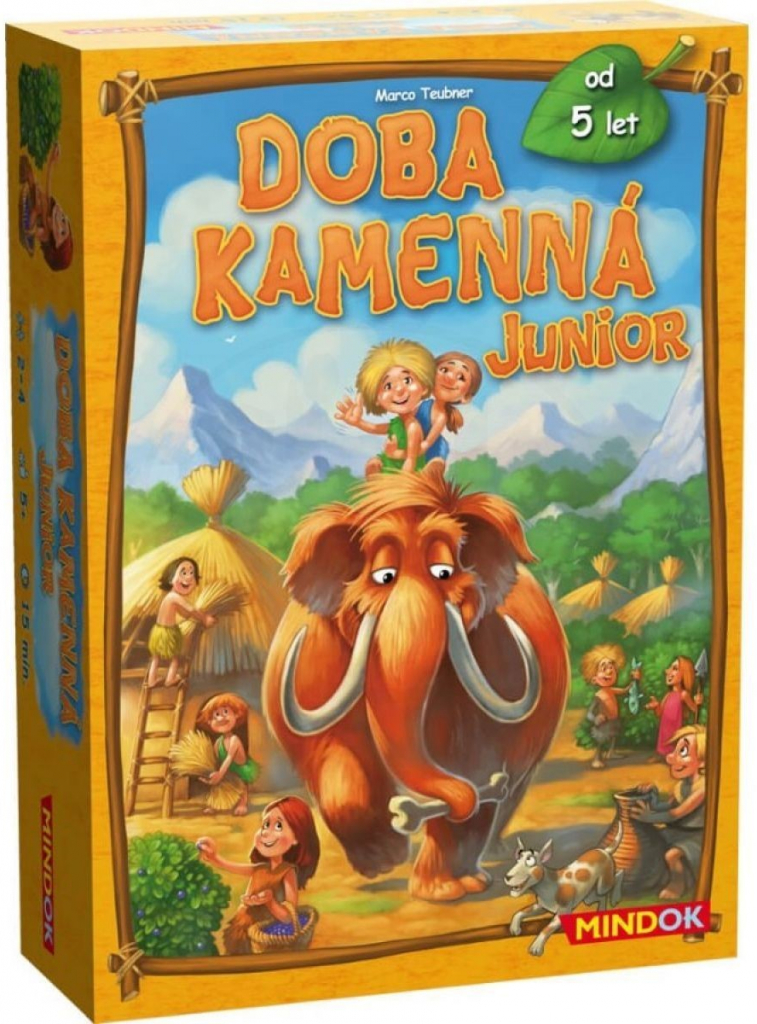 Doba kamenná: Junior