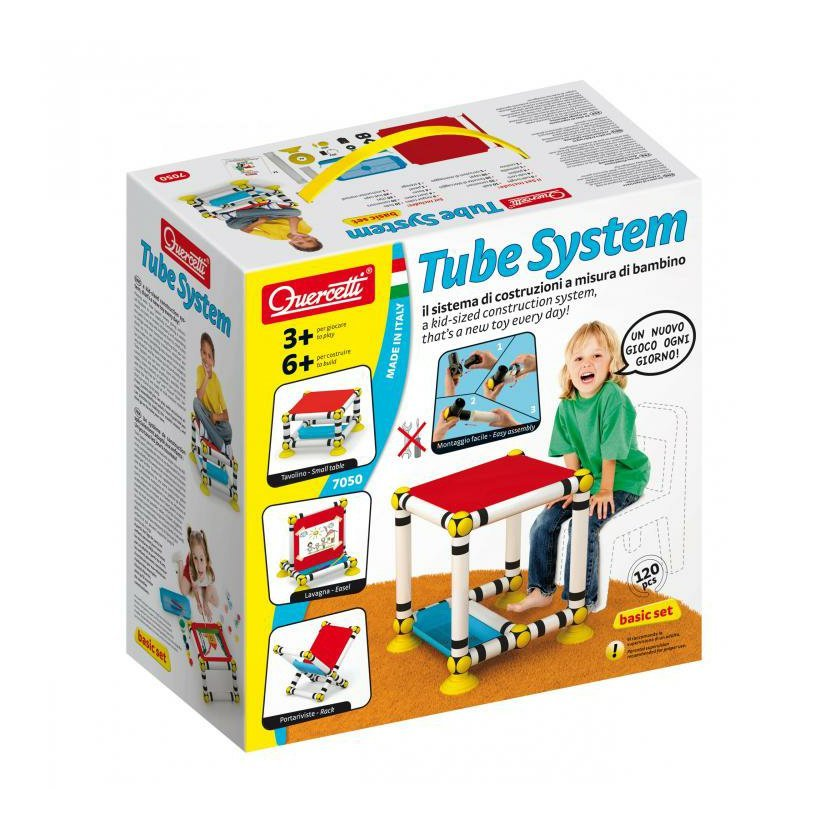 Tube System Basic set