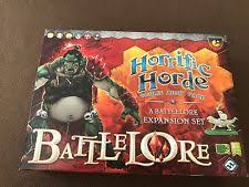 BattleLore: Horrific Horde (2010)