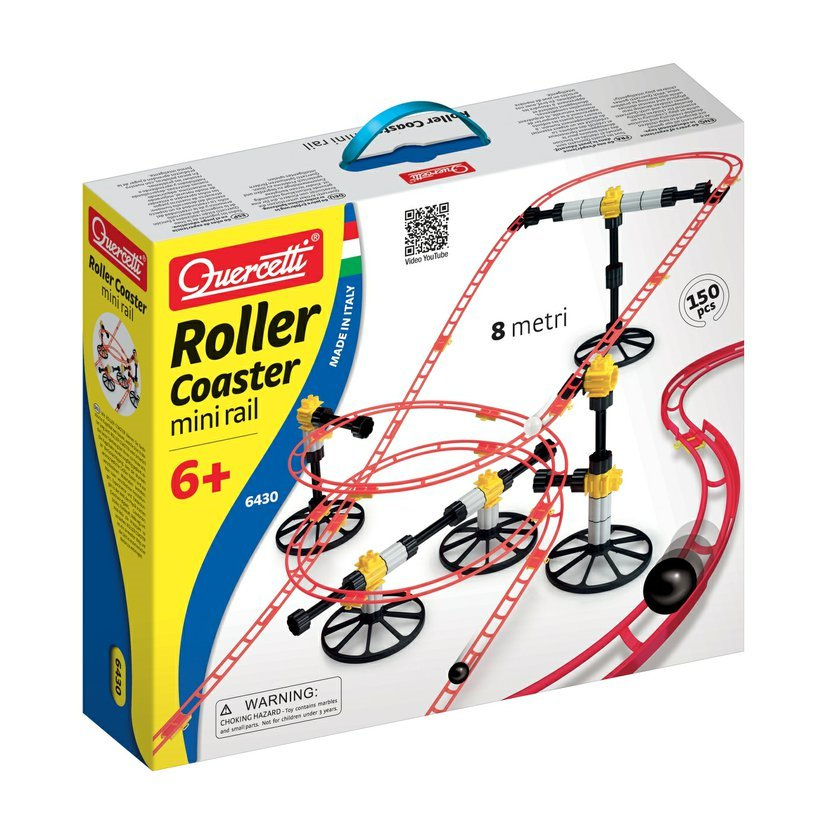 Roller Coaster Mini Rail