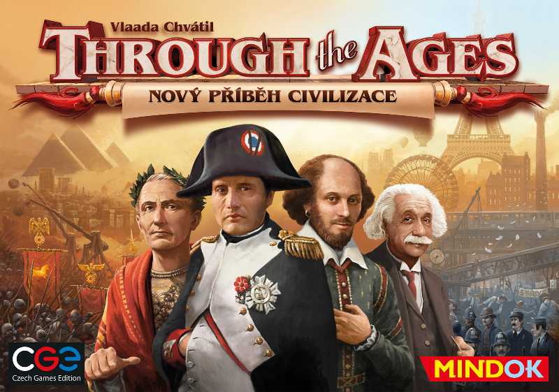 Through the Ages: Příběh civilizace