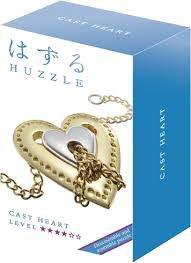 Huzzle Cast Heart