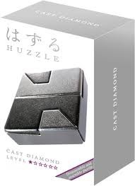 Huzzle Cast Diamond