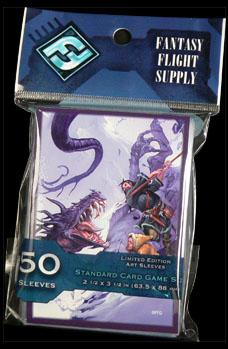 Fantasy Flight Supply: Art Sleeves - Icewyrm (50 Sleeves)