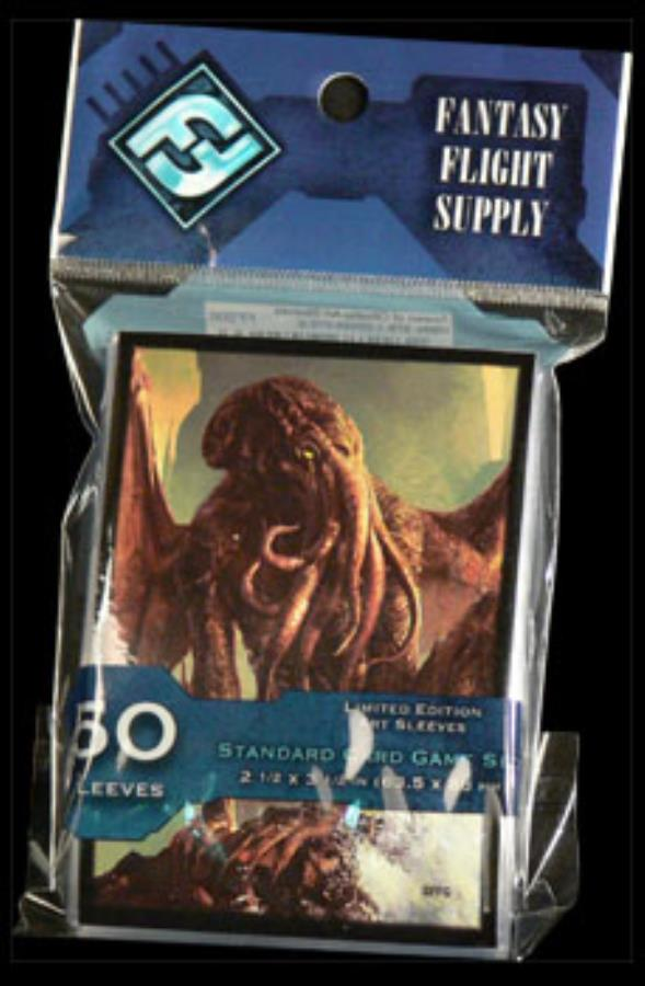 Fantasy Flight Supply: Art Sleeves - Spawn of Cthulhu (50 Sleeves)