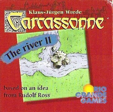 Carcassonne: Der Fluss II (German edition) (2005)