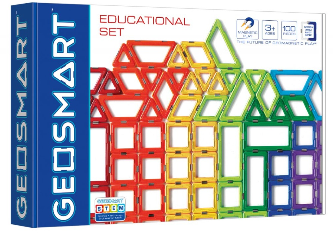 GeoSmart - Educational Set - 100 ks