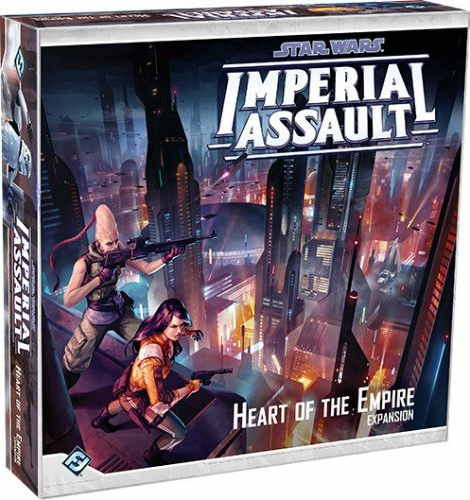 FFG Star Wars: Imperial Assault Heart of the Empire