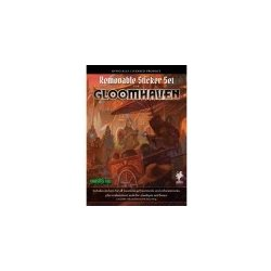 Sinister Fish Games Gloomhaven Removable Sticker Set