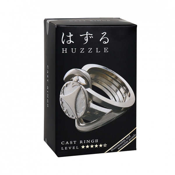 Huzzle Cast Ring II