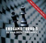Endgame Turbo 5 (Syzygy Tablebases na USB paměti 128GB)
